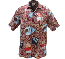 Surf Flicks Aloha Shirt