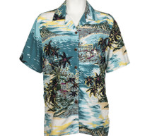 Diamond Head Aloha Shirt for Women