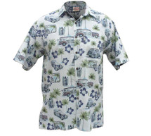 North Shore Woody | Aloha Shirt