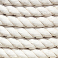Twisted Cotton Rope 1""