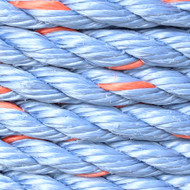 Twisted Polypropylene Rope 3""
