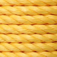 "Twisted Polypropylene Rope 1"""