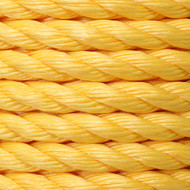 "Twisted Polypropylene Rope 3/4"""