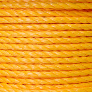 Twisted Polypropylene Rope 3/16""