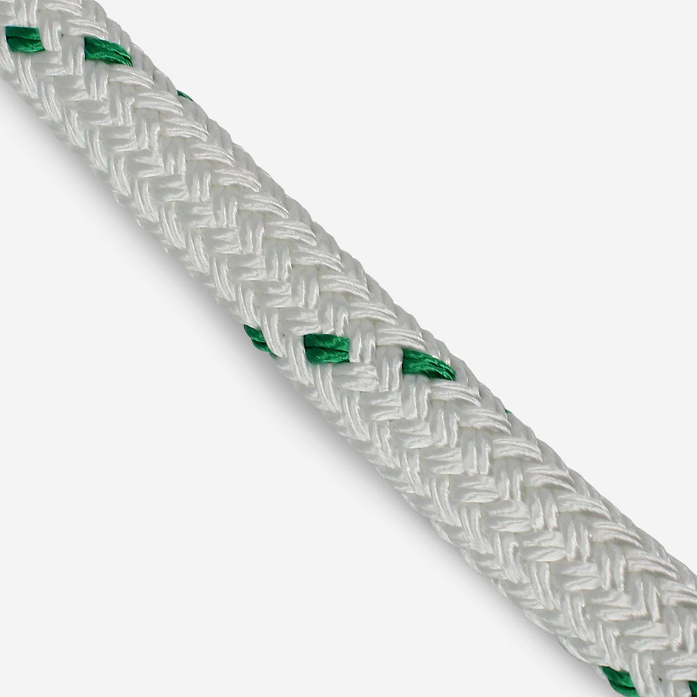 """3//4"""" polyester double braid rope 600 ft"""