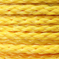 Hollow Braid Polypropylene Rope 1/2""