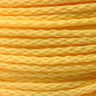 "Hollow Braid Polypropylene Rope 1/4"""