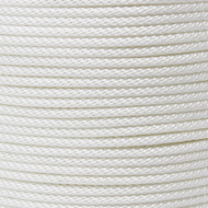 Solid Braid Nylon Rope 1/4""