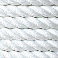 Twisted Nylon Rope 2-1/2""