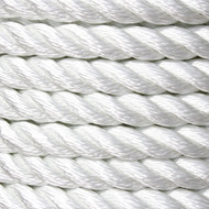 Twisted Nylon Rope 1-1/4""