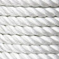 """Twisted Nylon Rope 1-1/4"""""""