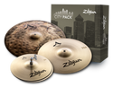 Zildjian A City Cymbal Pack  - ACITYP248