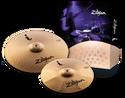 "Zildjian I Expression Cymbal Pack 1 (14"" Trash Crash/17"" Crash ) - ILHEXP1"