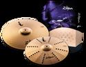 "Zildjian I Expression Cymbal Pack 2 (17"" Trash Crash/18"" Crash) - ILHEXP2"