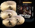 Zildjian K Custom Worship Cymbal Pack - KC0801W