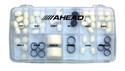 Ahead - KIT - Tip/Ring Box (58 pc. Assorted)