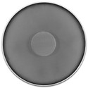 "Ahead - AHBDPH - Marching Bass Drum Practice Pad HEAD, 10"" Tuneable Mesh Head"