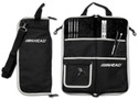 Ahead Bags - SB2 - Deluxe Stick Case (Black With Gray Trim, Plush Interior)
