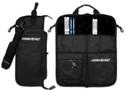Ahead Bags - SB - Deluxe Stick Case (Black With Black Trim, Plush Interior)