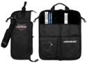 Ahead Bags - AASB - Delux Stick Case  (Black with Black Trim, Plush interior)