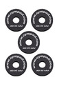 CYMPAD Optimizer Set 40/15mm BLACK (5-pieces) Crash