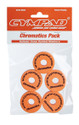 CYMPAD Chromatics Set 40/15mm ORANGE (5-pieces) Crash