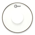 "Aquarian 18"" Classic Clear With Power Dot Bass Drum CCPD18B"