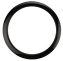 "Bass Drum O's - 5"" Black Drum O's"