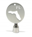 Florida Drum Key, Stainless Steel