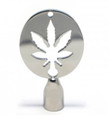 Weed Drum Key, Stainless Steel