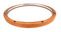 """Dunnett 8""""/10 Lug Hybrid Wood-Metal Hoop"""