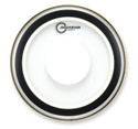 "Aquarian 18"" Studio-X Clear With Power Dot Bass Drum  SXPD18B"