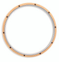 DUNN WOOD/METAL HOOP 14 in 10LUG