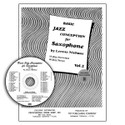Basic Jazz Conception For Saxophone Volume 2 w/cd - by Lennie Niehaus - TRY1058