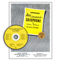 Advanced Jazz Conception For Saxophone w/cd - by Lennie Niehaus - TRY1060