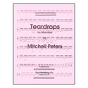 Teardrops - by Mitchell Peters - TRY1081