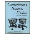 Contemporary Tympani Studies - by Eric Remsen - TRY1108