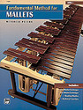 Fundamental Method for Mallets, Book 1 - by Mitchell Peters