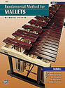 Fundamental Method for Mallets, Book 2 - by Mitchell Peters