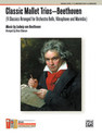 Classic Mallet Trios - Beethoven - by Brian Slawson