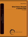 Wind Chimes Beneath a Summer Rain
