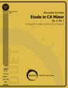 Etude in C# Minor