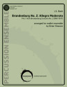 Brandenburg No. 2: Allegro Moderato