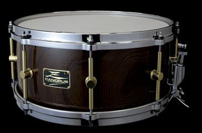 canopus zelkova snare drum pro drum shop. Black Bedroom Furniture Sets. Home Design Ideas