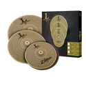 Zildjian Low Volume L80 14/16/18 Cymbal Pack - LV468