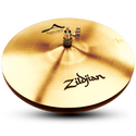 "14"" A ZILDJIAN ROCK HIHAT - TOP"