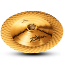"Zildjian 19"" A Ultra Hammered China Brilliant - A0369"
