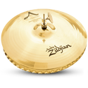 "Zildjian 15"" A CUSTOM MASTERSOUND PAIR HI HATS"