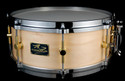 Canopus The Maple Snare 5.5 x 14 Drum Natural Oil