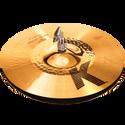 "Zildjian 13.25"" K Custom Hybrid Hi-Hat Bottom - K1215"
